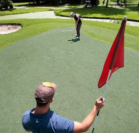 Myview Golf practice golf areas