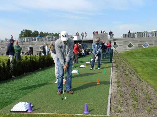 Myview golf Teegrass